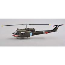"UH-1C Huey of the 174th AHC Gun Platoon ""Sharks"" 1970"
