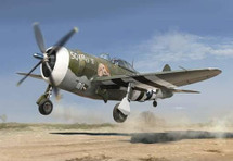 P-47D Thunderbolt åäRazorbackåä (Model Kit)