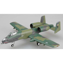 A-10A Thunderbolt II USAF 23rd TFW, 74th TFS Flying Tigers Display Model