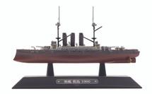 Shikishima-class Battleship IJN, Shikishima, 1900