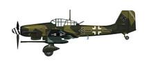 Ju 87D Stuka Luftwaffe 10.(Pz)/SG 2