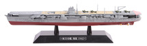 IJN aircraft carrier Hiryu 1942 Display Model