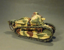 Renault FT, Puteaux SA 18, 37mm GUN, 2nd Platoon, 1st Company