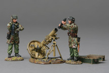 120mm Mortar - Germany (Normandy) Set of Three Pieces