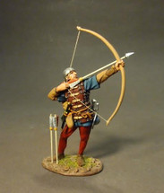 Yorkist Archer, The Battle of Bosworth Field 1485