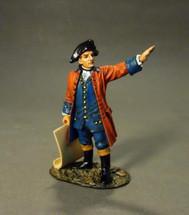 Engineer Ken Dunne, The Raid On St. Francis 1759 - single figure