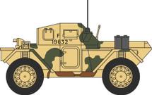 Daimler Dingo Scout Car äóñ 50th Royal Tank Regiment, 23rd Armoured Brigade