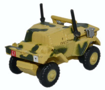 Daimler Dingo Scout Car 50th Royal Tank Regiment, 23rd Armoured Brigade