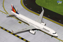 Philippine Airlines A321 Gemini Diecast Display Model