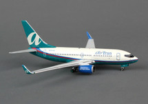 AirTran (USA) B737-700 Gemini Diecast Display Model