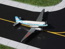KLM Royal Dutch Airlines DC-3 Gemini Diecast Display Model