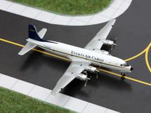 Everetts Air Cargo DC-6b Gemini Diecast Display Model