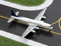 Everetts Air Cargo DC-6b Gemini Diecast Display Model