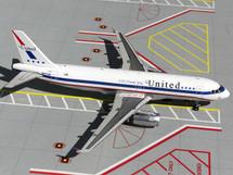 United Airlines, N475UA A320-200 Gemini Diecast Display Model