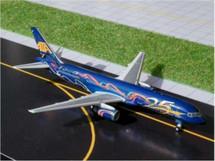 ATA Airlines, N520AT B757-200 Gemini Diecast Display Model