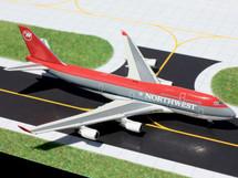 Northwest Airlines B747-400, N671US Gemini Diecast Display Model