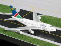 Air Namibia 747SP, ZS-SPC Gemini Diecast Display Model
