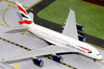British Airways A380-800 Gemini Diecast Display Model