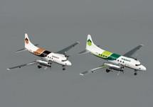 Aspen Airways CV-580, N5809 & N5818 Gemini Diecast Display Model