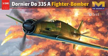 Do 335A Fighter Bomber (Model Kit)