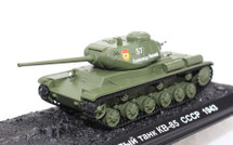 KV-85 Heavy Tank Soviet Army, 1943 Diecast Model