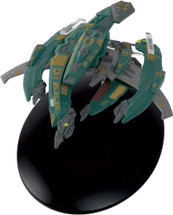 Breen Warship Breen Confederacy Die Cast Model