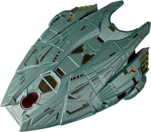Klingon Transport Goroth's Starship Die Cast Model