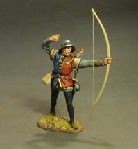 Yorkist Archer Figurine