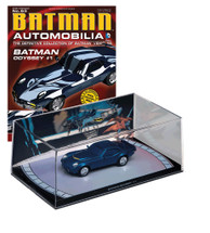 Batmobile Die Cast Model Batman Odyssey #1