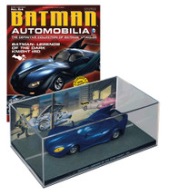 Batmobile Die Cast Model Batman: Legends of the Dark Knight #80