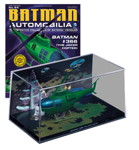 Batmobile Die Cast Model Batman #366 The Joker Copter
