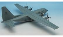 C-130F Hercules USA Marines Blue Angels 148893 / QH w/ stand