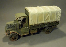 "Mack AC ""Bulldog"" Truck (Soft Top), The American Expeditionary Forces"