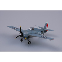 F4F Wildcat Display Model USN VF-3, USS Lexington