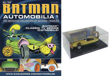 Batmobile Die Cast Model Classic TV Series Catmobile
