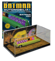 Batmobile Die Cast Model Batman #63