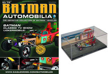 Batmobile Die Cast Model Classic TV Series Jokermobile