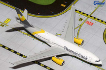 Thomas Cook A330-200 Yellow/Grey Reg#G-TCXB Gemini Diecast Display Model
