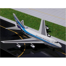 Aerolineas Argentinas 747SP, LV-OHV Gemini Diecast Display Model