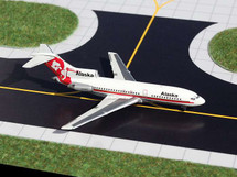 Alaska Airlines 727-100, N314AS Gemini Diecast Display Model