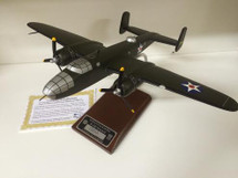 B-25B Mitchell Doolittle Raiders - Signed by Dick Cole Doolittle Raider