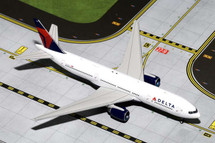 Delta Air Lines 777-200ER, N865DA Gemini Diecast Display Model