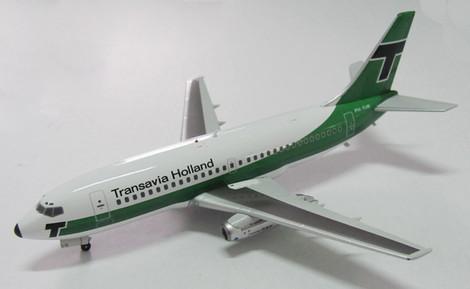 transavia b737 200 ph tvr diecast model 1 200 inflight 200 if 732tra01. Black Bedroom Furniture Sets. Home Design Ideas