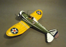 P-26A Peashooter, 34th Pursuit Squadron, 17th Pursuit Group, March Field