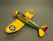 P-26A Peashooter, 73rd Pursuit Squadron, 17th Pursuit Group, March Field