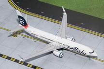 Alaska Airlines 737-800, N586AS Gemini Diecast Display Model