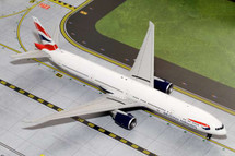 British Airways 777-300ER, G-STBG Gemini Diecast Display Model