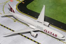 Qatar 777-300ER, A7-BAC Gemini Diecast Display Model