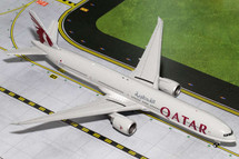 Qatar 777-300ER, A7-BAC Gemini Diecast Display Model