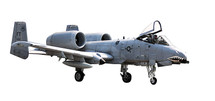 A-10C Thunderbolt II USAF 23rd WG, 74th FS Flying Tigers, #80-0252
